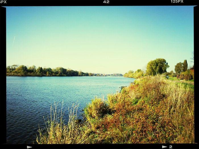 river arcen netherlands Walking Netherlands Arcen River