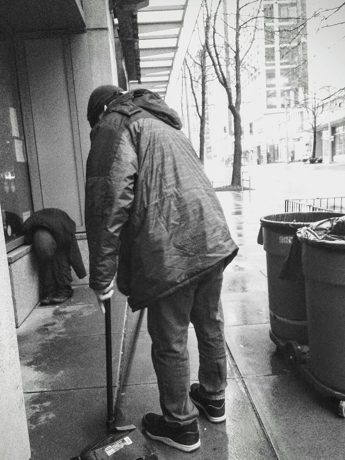 EyeEmNewHere One Person Homelessness  Addiction CompassionCreatesUnderstanding Warm Clothing Hungry Investing In Quality Of Life