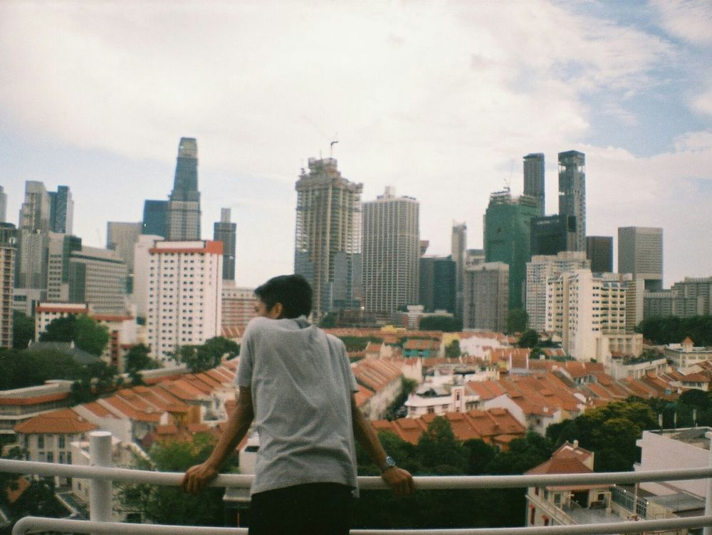 La Sardina 35mm Filmisnotdead Film Photography Singapore The Great Outdoors - 2016 EyeEm Awards The Portraitist - 2016 EyeEm Awards Chinatown Architecture Photography Architecture Analog Analog Camera Analogue Photography Film Camera Analogue Love Analogue Vibes Keep Film Alive Street Photography The Architect - 2016 EyeEm Awards