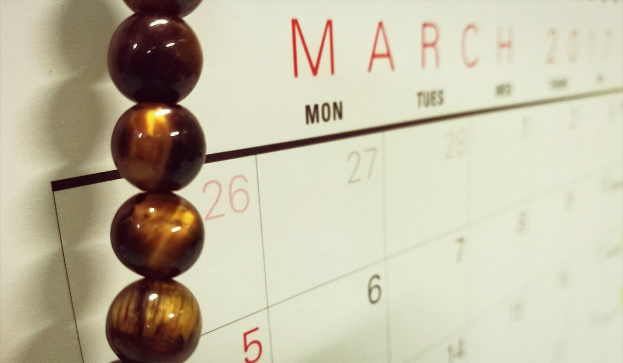 HELLO MARCH 1st Day Of The Month March2017 Calendar Tigereye Bracelet Brown Numbers Indoors  No People Close-up EyeEmNewHere EyeEm Gallery Eyeem Philippines EyeEm Philippines 👍 HuaweiP9Photography HuaweiP9 Grasonshots