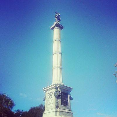 Statue Calhoun Charleston