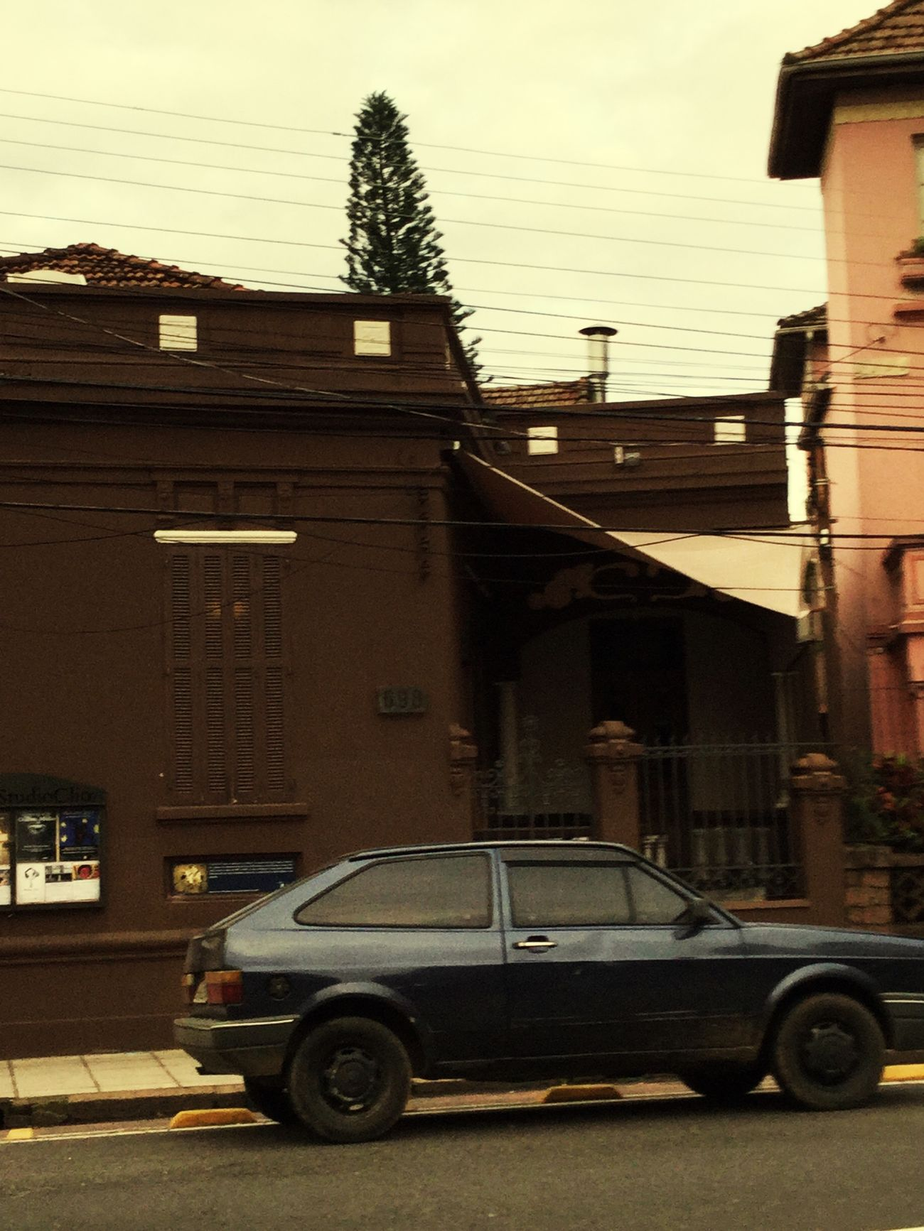 Porto Alegre, Brasil. Vscocam