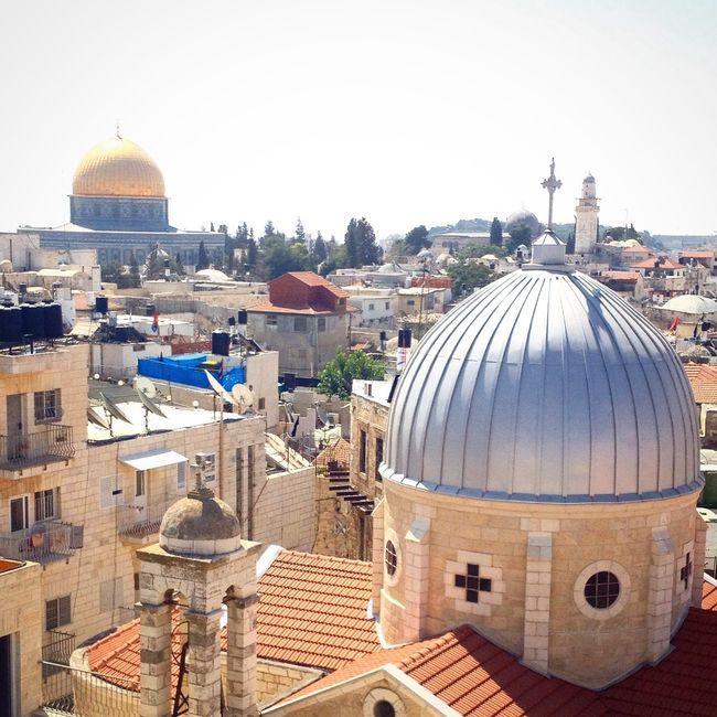 Jerusalem. Via Dolorosa