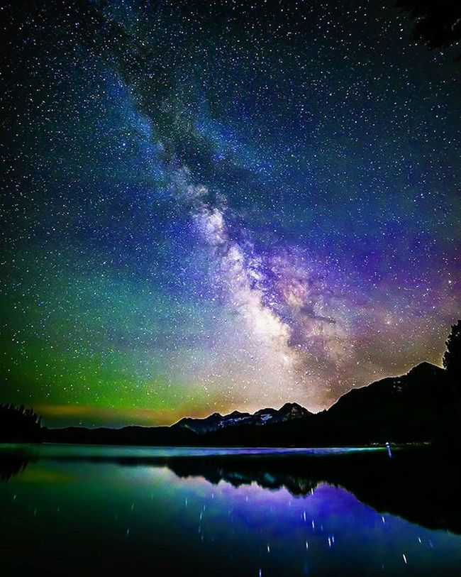 Learned a lot about post processing milky way shots over the year thought I'd go back and rework some past shots. Did not disappoint Milkyway Silverlakeflats Americanforkcanyon Timpanogos Timpstagram Reworked  Postprocessing Nightsky Stars Utah