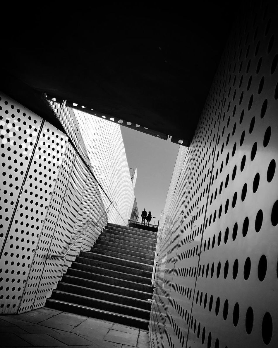 Architecture Built Structure Staircase Silhouette Street Photography Monochrome Black And White Bw_collection