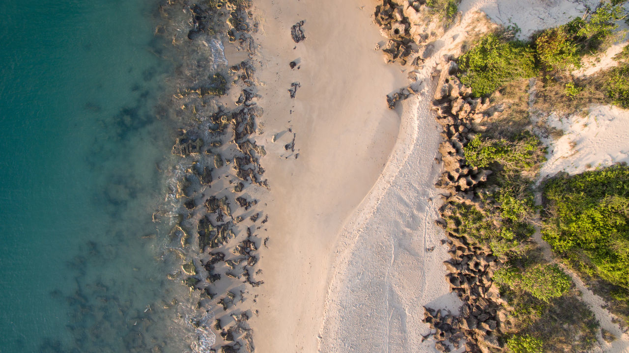 DJI Phantom 3 Professional Drone  Elysia Nhulunbuy Beach Beauty In Nature Dronephotography High Angle View Nature No People Outdoors Ranking Sand Sea Shore Water