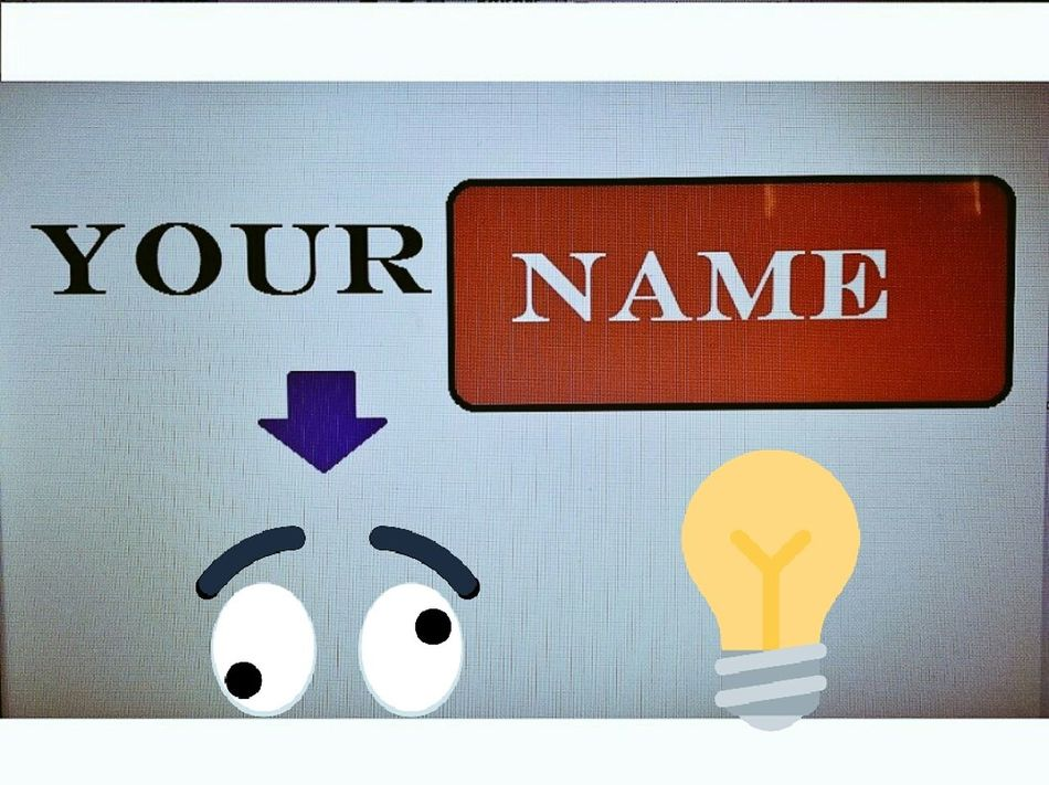 Name meanings Text Communication No People Close-up Who Are You ? Who Am I....? My Name Is... Information Medium Hello My Name Is
