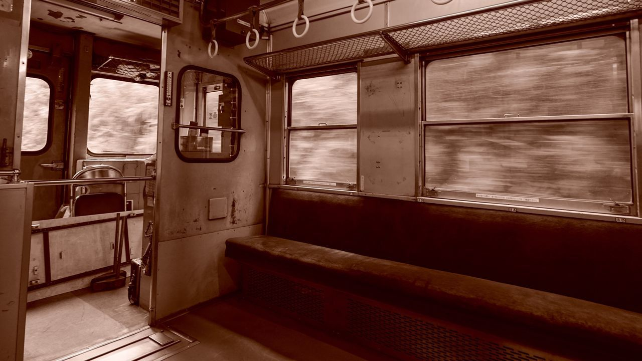 Photography In Motion Train Sepia Japan Photography Chiba,Japan Sony Sonyalpha Sony α♡Love SONY A7ii Distagon 鉄道 いすみ鉄道