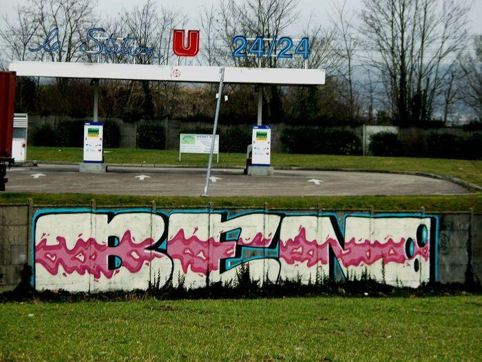 BEN by Ben Juziers Graffiti BENbyBen Grafiti Graffiti Art Graffitiporn Graffiti Wall