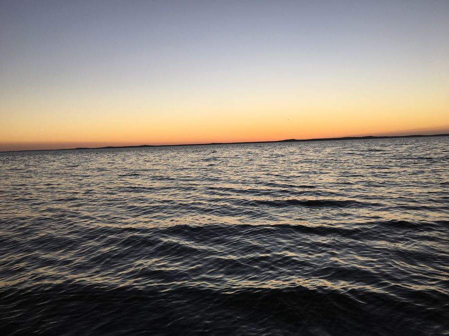 Beauty In Nature Clear Sky Day Horizon Over Water Lithuania Lithuania Nature Marios Nature No People Outdoors Rippled Scenics Sea Sunset Tranquil Scene Tranquility Ventes Ragas Water