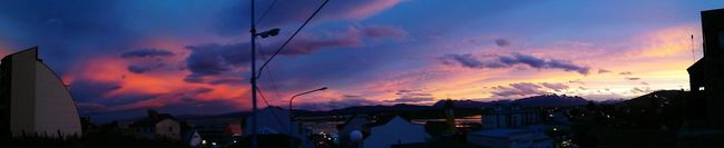 /Cielo/ Sky And Clouds Sky Nature Nature Photography Capture The Moment EyeEm Nature Lover Colorful Colors Of Nature Ushuaia Arg. Ushuaia Tierradelfuego Sunset Sunset And Clouds  Endoftheworld