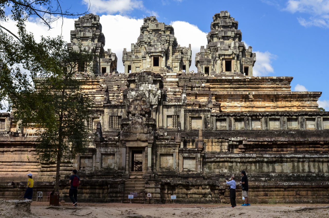Others angkor Ancient Angkor Angkor Thom Angkor Wat Cambodia Castle Character Day Siem Reap Stone Statues Travel Destinations Travel Photography Tree