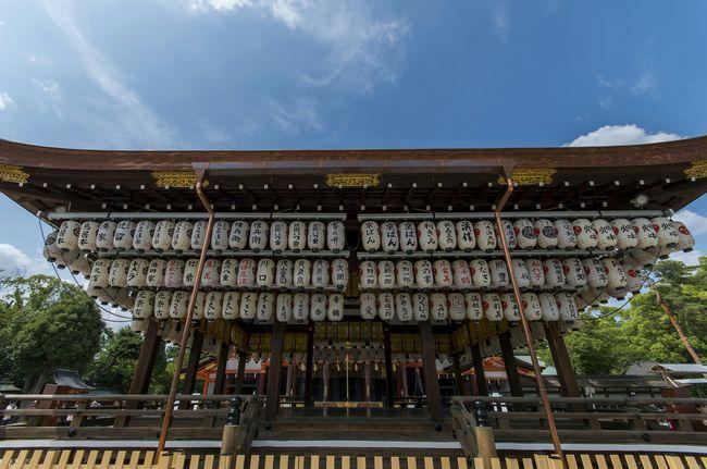 yasaka shinto shrine - kyoto/japan Pentax Japan Kyoto Shinto Shinto Shrine Architecture_collection Architecture Yasaka-jinja Shrine Yasaka Shrine Temple