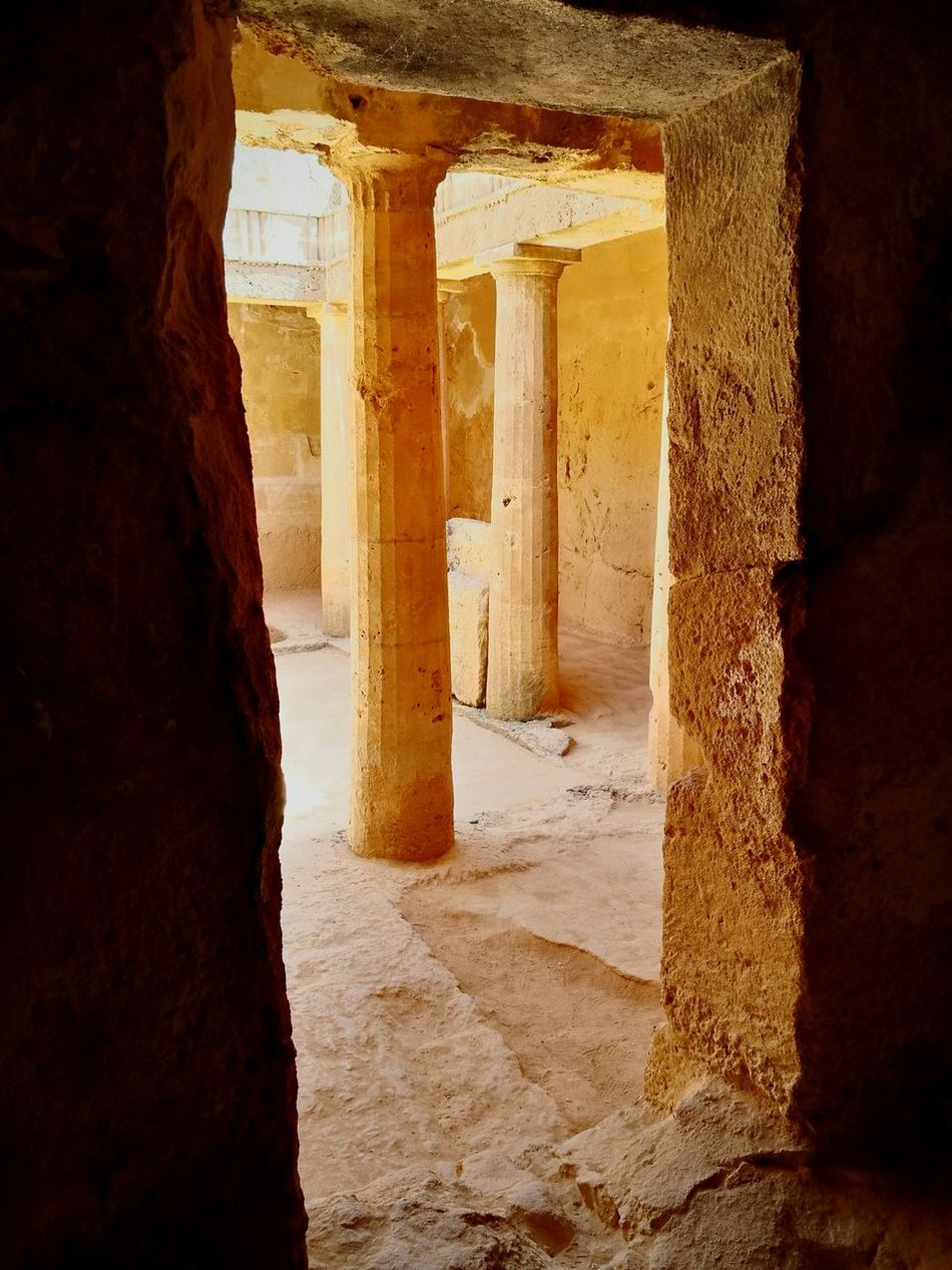 Ancient Old Ruin Ancient Civilization Architecture History Architectural Column Travel Destinations Archaeology Old Tourism The Past Travel No People Sunlight Cyprusexploring EyeEmNewHere Art Is Everywhere Cyprus Cyprus Nature Backgrounds Summer Day Break The Mold Indoors  Sand