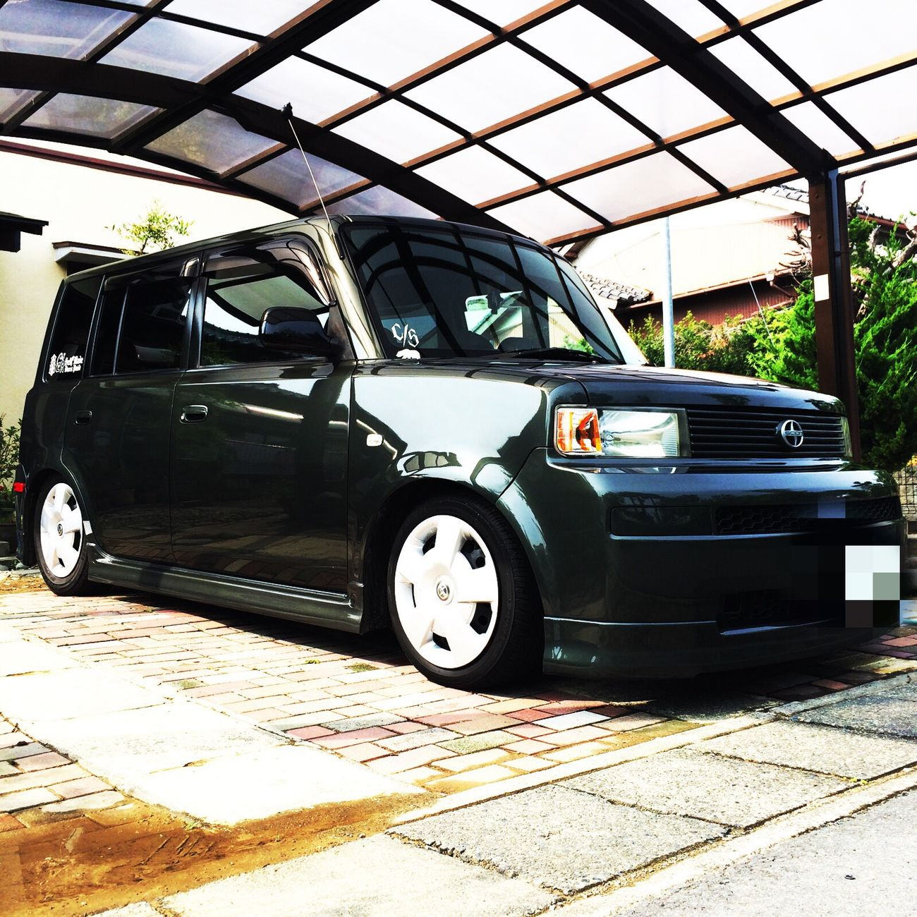 my fun box scionxb Scion  Xb