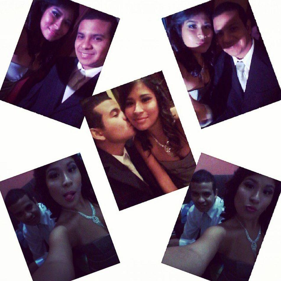 Mi baby and I..♥