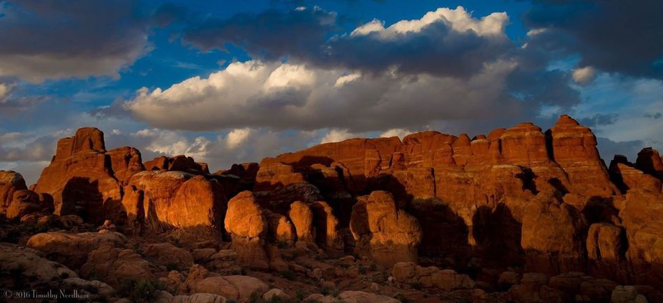 Clouds above Clouds And Sky Red Cliffs Fine Art Photography