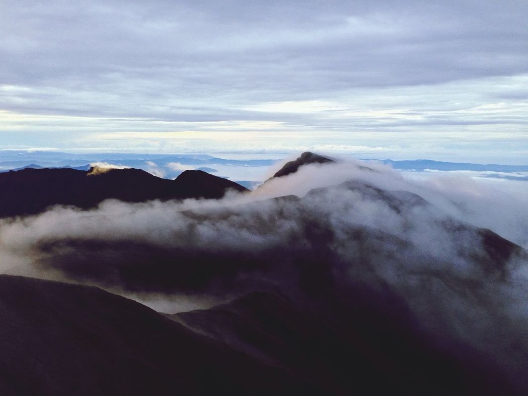 Mt Tambora. 2851 Mountains Traveling Sky_collection Visitindonesia
