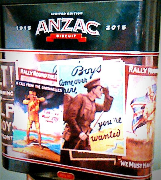 ANZAC Lest We Forget The ANZACS Australia Tin Collection Metaltins Collectable Items Collectables Metaltin LEST WE FORGET The ANZACS Metal Tins Tins Tin Metal Tin Taking Photos Taking Pictures Lestweforget 1915-2015 Anzac Spirit Anzacs Anzac Day Gone But Not Forgotten War Memories April 2015 25 Aprile