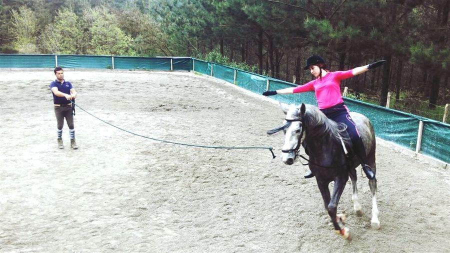 My Hobby Horse Horse <3 Horseriding Amazona Love ♥ Gusanito I Love Horses Flying