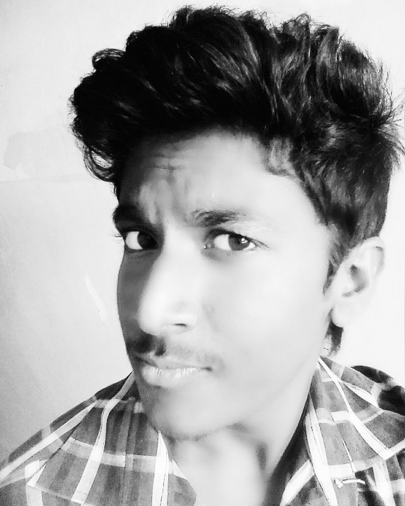 Turn down for what😎Me Selfie Instagram Filter Inkwell Blackandwhite Vintage Awesome Instalike Instacute Instacool Instagood Like4follow Like4like L4l Picsart Checks Follow4follow