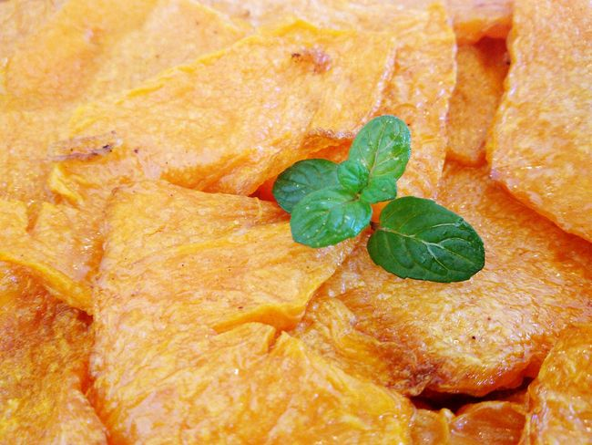 Zucca Menta Zucca Fritta Food Foodphotography Foodporn Stillife Photography