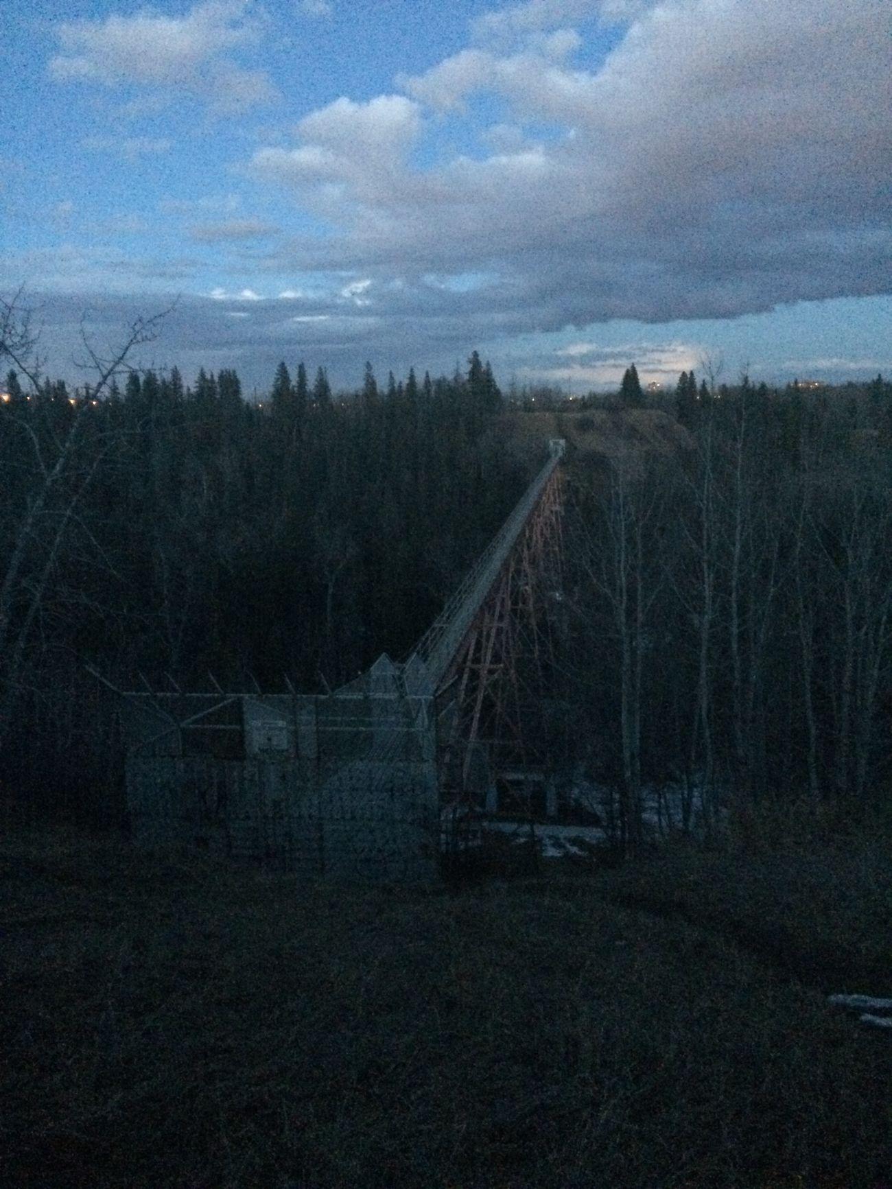 Little Sunday Night Adventures 🚶 Red Bridge