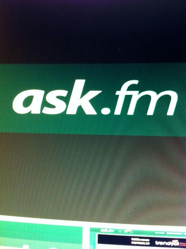 Ask me something