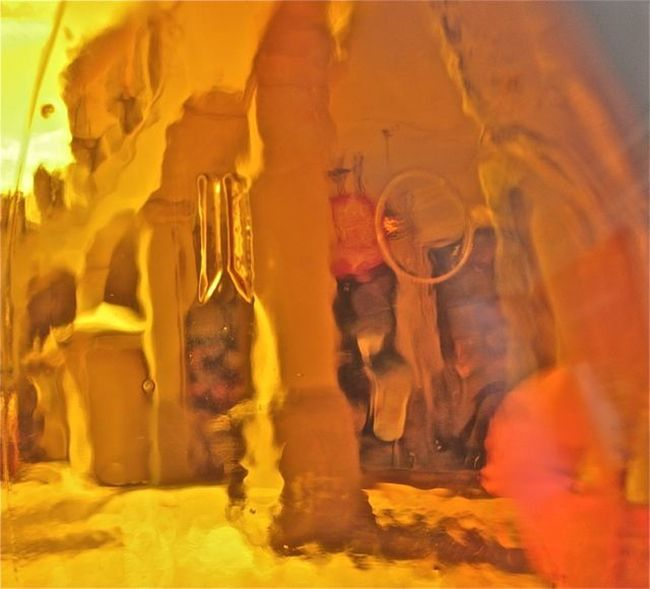 Abstract Art Abstract Photography Abstractions In Colors Amber Glass Lens  Person Shopping Young Adult