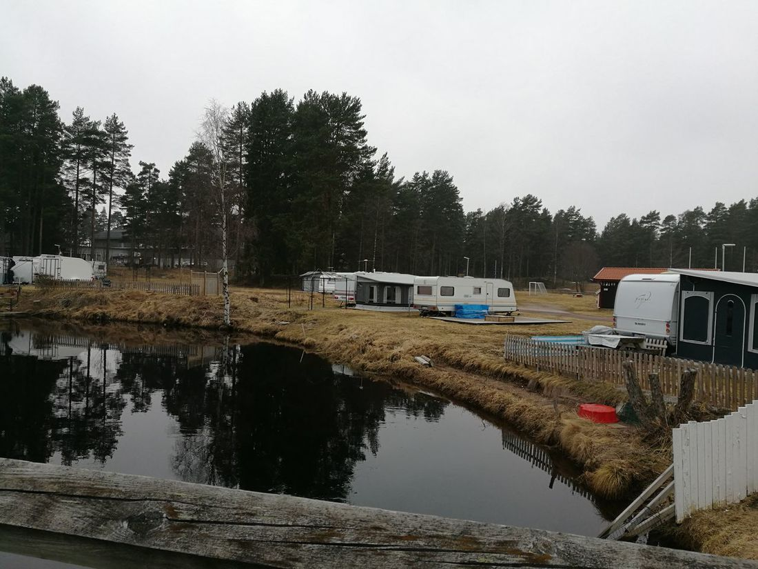 Water Nature Camping Place