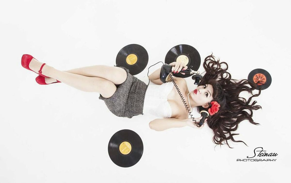 Pinup Vintage PinUpGirl Pinup Photography Pinupstyle Vintagedoll Rockabilly Classy