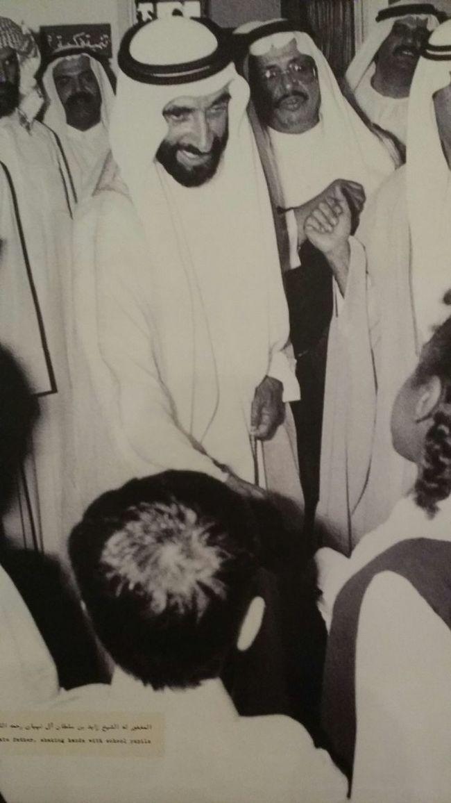 Uae,abudhabi Qasr Al Hosn Traditions Festival late Sheikh_Zayed the fouder of the UAE
