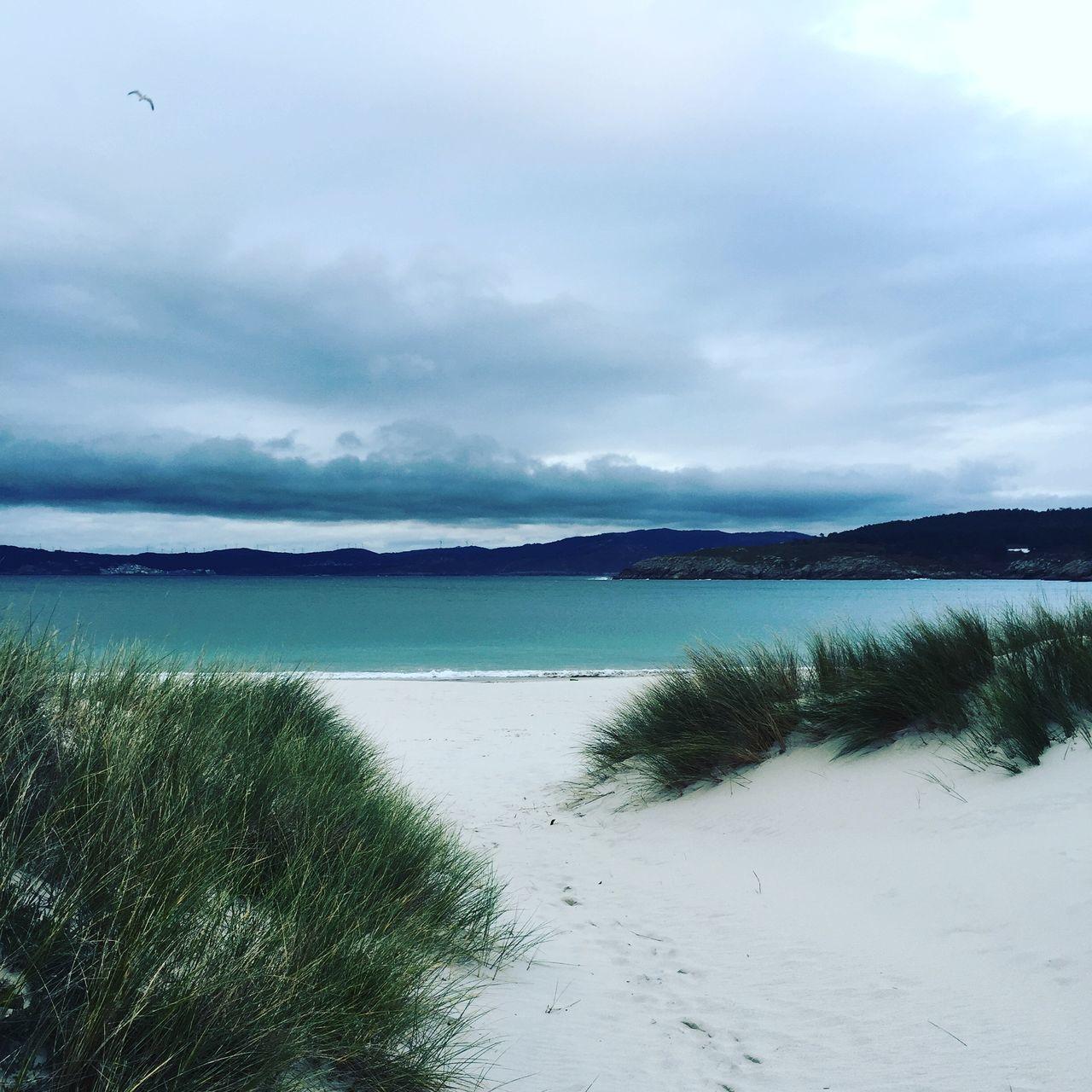 Praia Playa Beach Laxe Acoruña