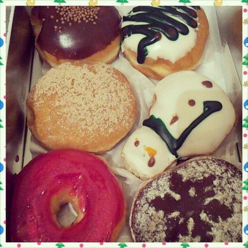 Crispy Donut Doghnut Foodstagram food foodporn instafood desert yummy delicious glaze newyear jj mostpopular most_deserving bestoftheday bestshotever instagood instagramhub instagrammer instagram