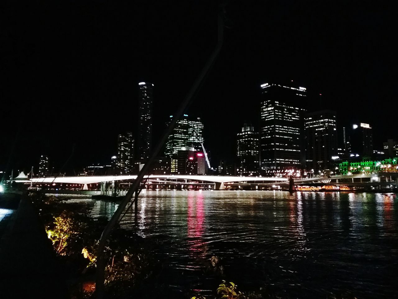 Neon Color Nightlights Neon Lights Freelance Life Brisbanestyle Brisbane River