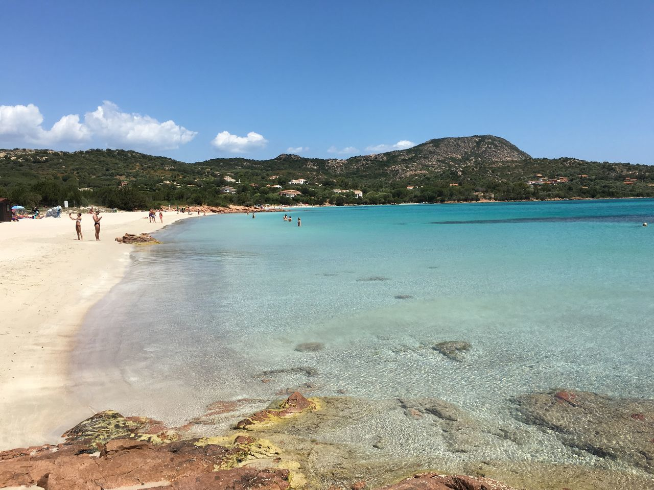life at the beach Amazing Bay Beach Beauty In Nature Blue Water Coastline Crystal Clear Waters Island Islandlife Landscape Mare Nature Outdoors Sand Sardegna Scenics Sea Sky Summer Tranquility Travel Destinations Water