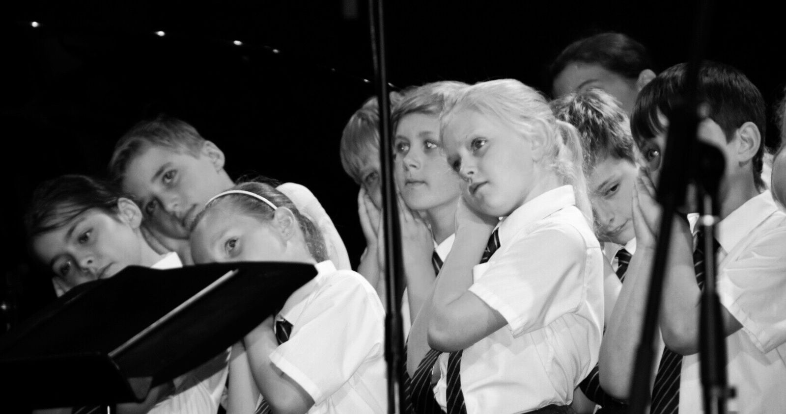 Indoors  Singing With Tenors Backstage Salisbury Playhouse Tenors Unlimited Music Arts Culture And Entertainment Performing Arts Event Live Show School Choir Real People Large Group Of People Sitting Auditorium Audience People Day