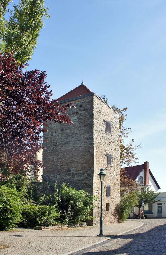 Architecture City Wall Gemany  History Oudoors Pfännerturm Sachsen-Anhalt Salzelmen Schönebeck (Elbe) Stadtmauer