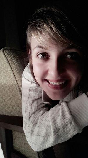 Bigsmile Candlelight Happy :) Green Eyes