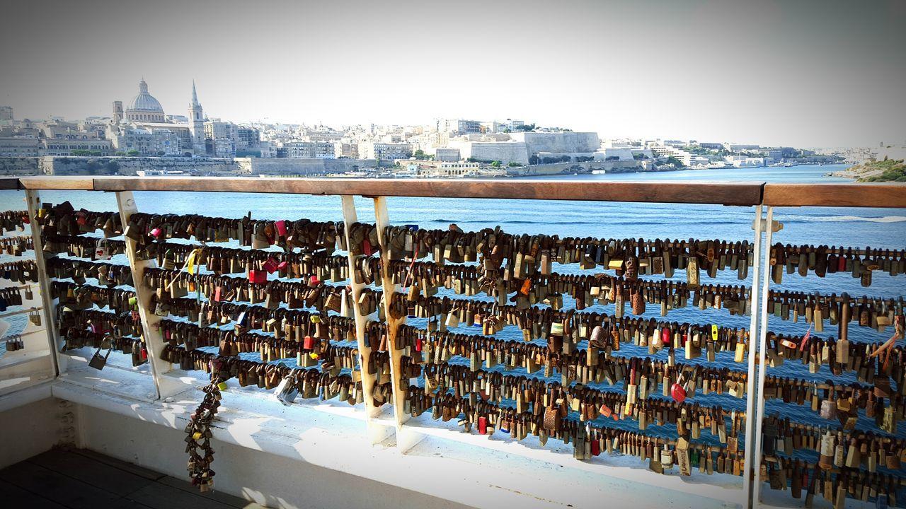 Hello ❤ Lockdown Love ♥ Pic It! Mediterranean  Valetta Water Hi! Vacation Sunny Skies