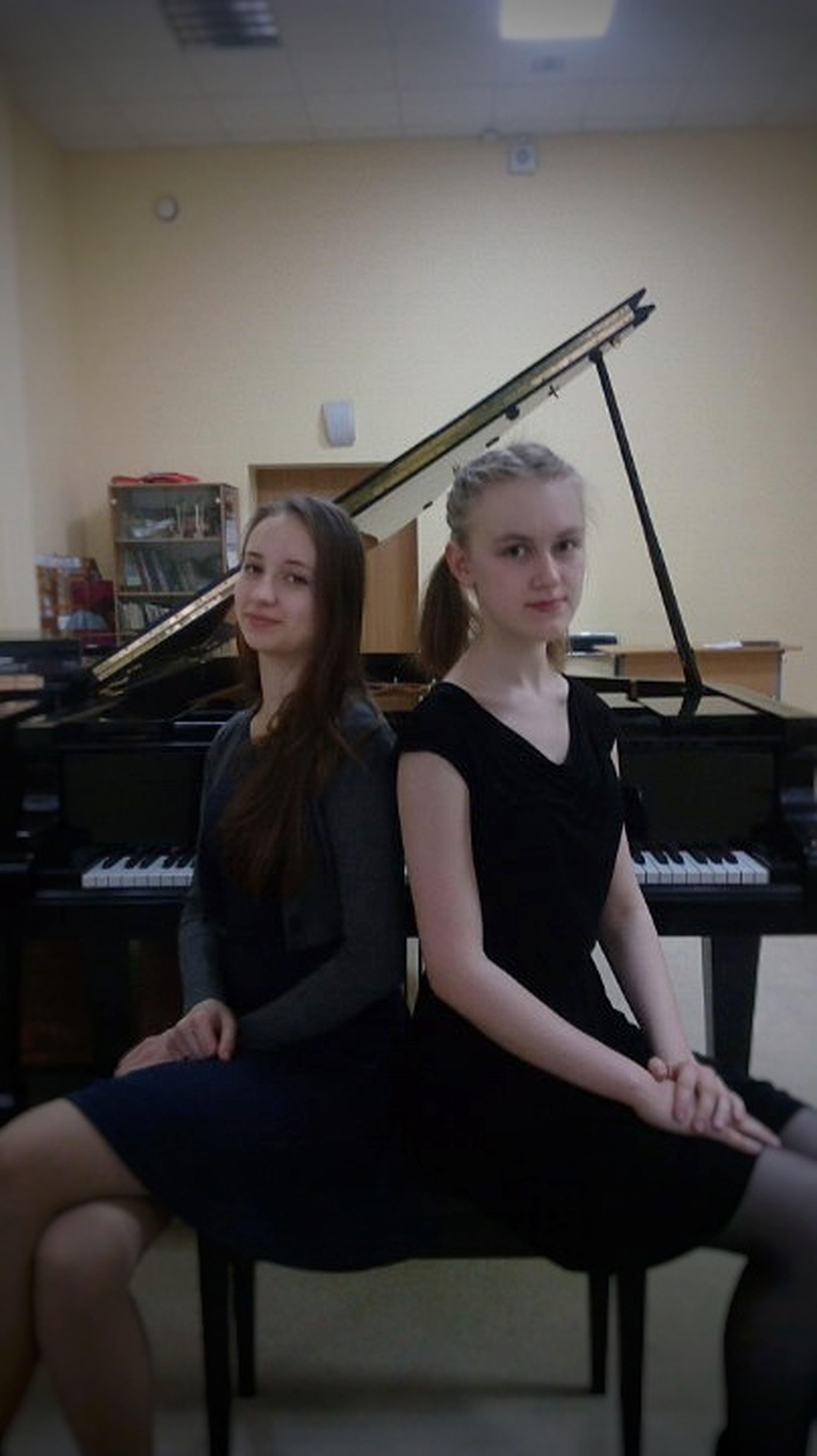 Фортепианный ансамбль🎹 ансамбль ансамблистки рояль пианистки калининград музыкальныйколледж фортепианныйдуэт Ensemble Grandpiano Pianists Kaliningrad Musiccollege Pianoduo