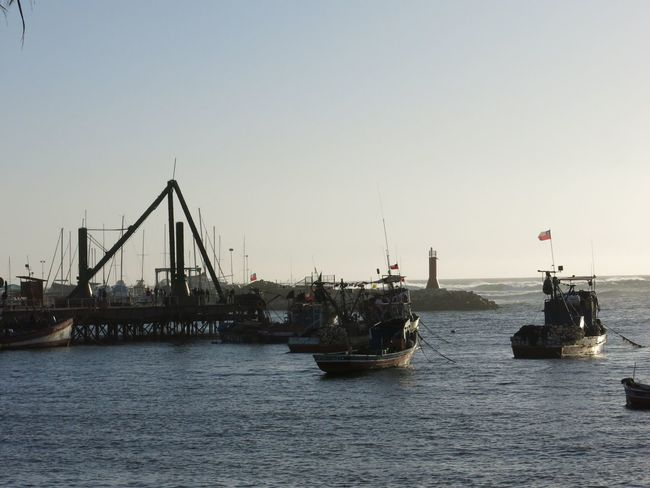 Antofagasta Pier Antofagasta Chile Travel