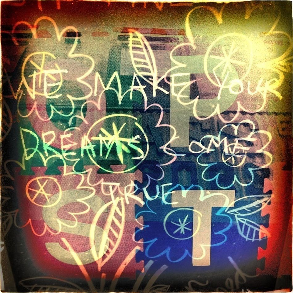 Dreams Double Exposure AMPt - Letters The Current Sea