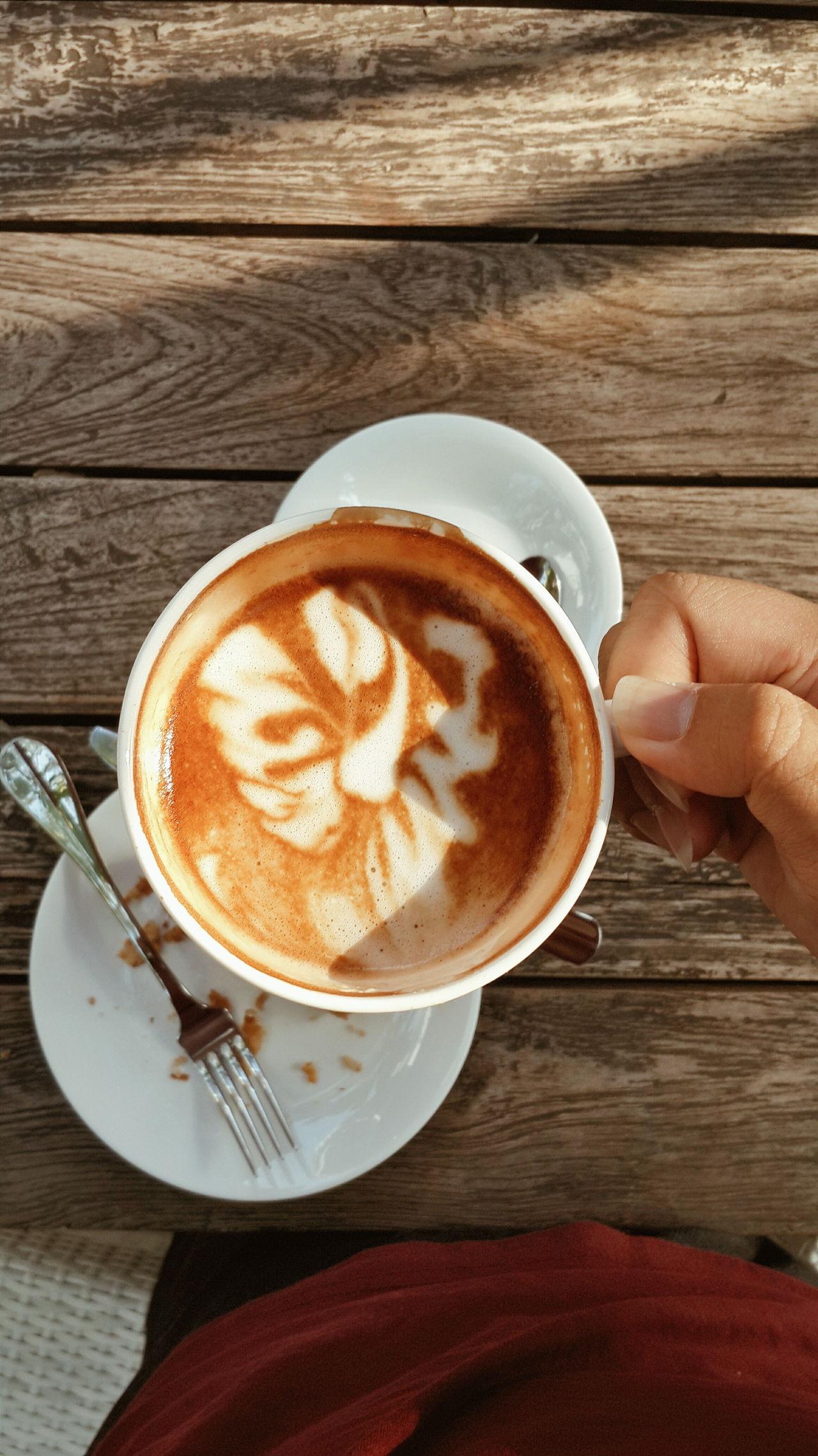 Afternoon coffee Coffee Latte EyeEm Indonesia Afternook Break Latte Art