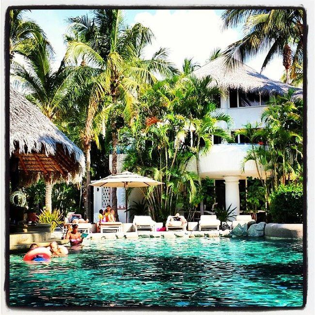 TBT  Vacation in Cabo:) ClubCascadas Poolside PrettyDamnFun