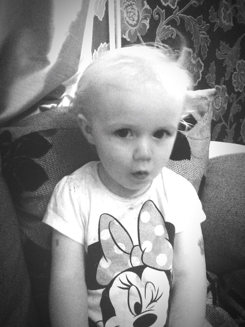 Little Granddaughter Love Her To The Moon And Back  Cute Family❤ Beauty Beautiful Little Lady