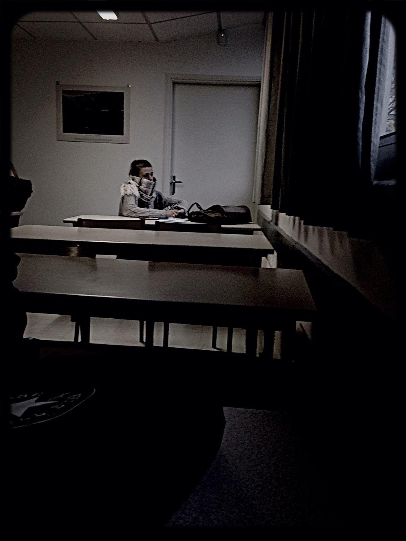 Authentic Moments of Solitude AtSchool !