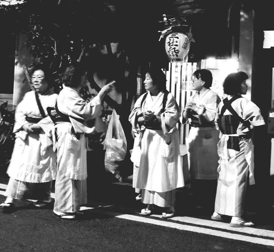 the Candy Fairies / these cute ladies take care of the kids at 三社祭 Sanja Matsuri / everything Under Control in 浅草 / sStreetphotography/ rReal People/ iIntroducing Culture Of Japan Which Must Be Left To The Future…… 未来に残す日本の文化