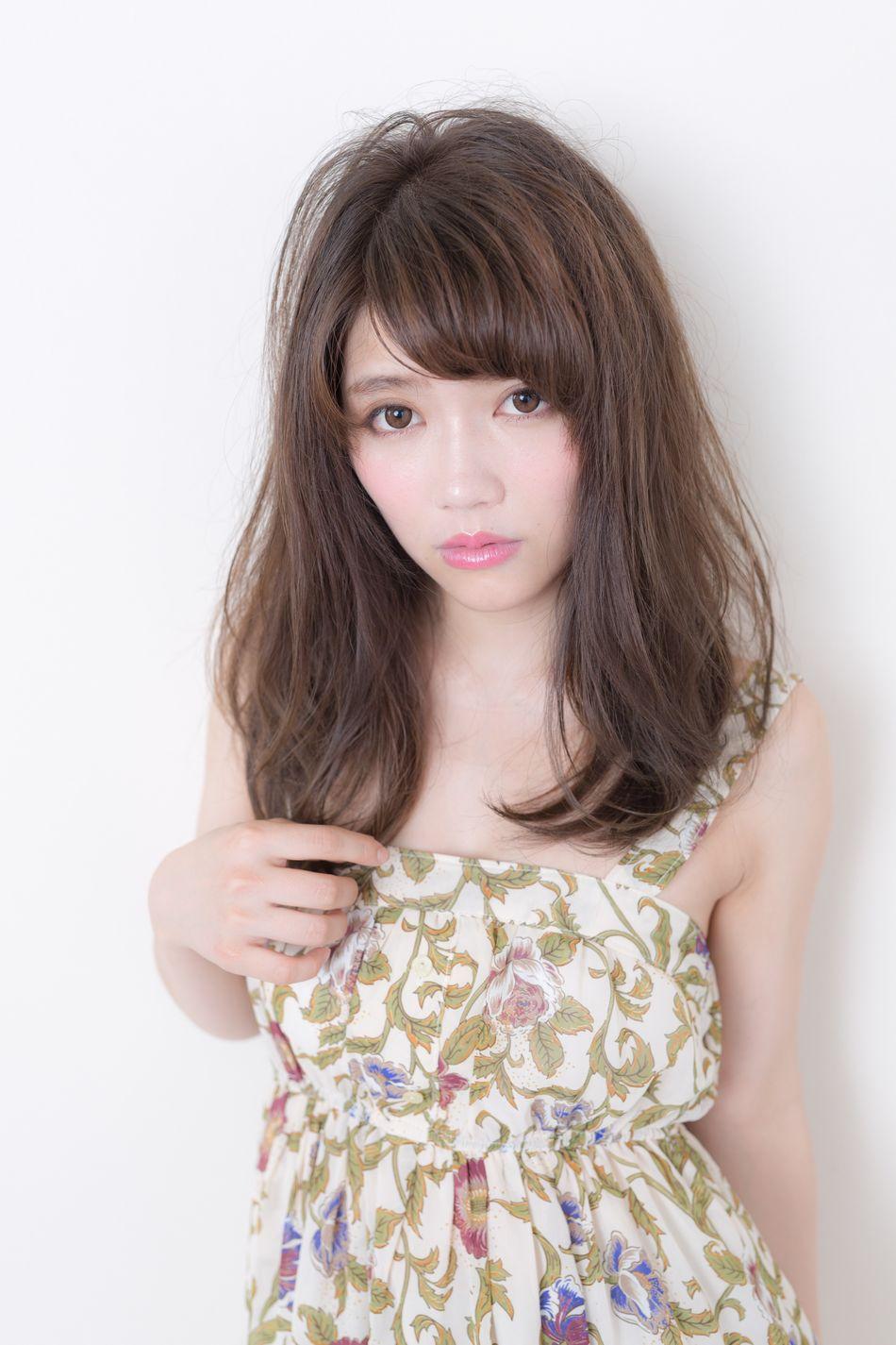 Hair 箕面 美容室 Japanese Girl Hairstyle Japan Beauty Girl Beauty
