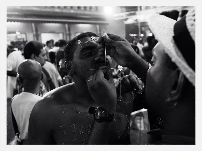 EyeEm X Vice Don't Thaipusam 2013 Impossible Moments